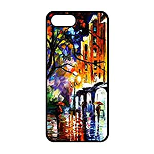 Generic Streetscape Printed Chevron Phone Case for Iphone 6