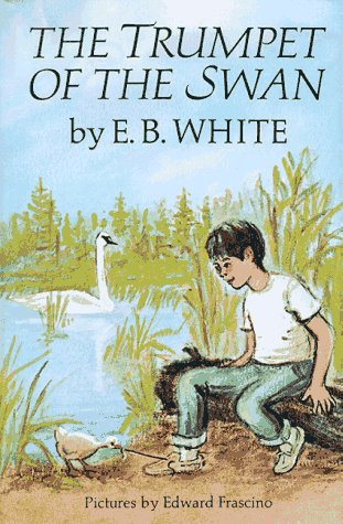 Amazon.com: The Trumpet of the Swan (9780060263973): E. B. White, Edward  Frascino: Books