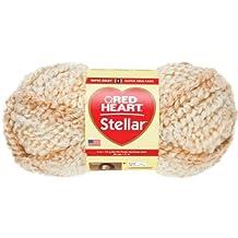 Coats: Yarn Prima Marketing Red Heart Stellar Yarn, Star