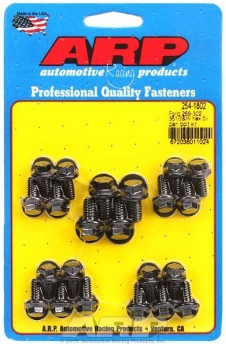 ARP 254-1802 Oil Pan Bolt Kit (1802 Oil Pan Bolts)