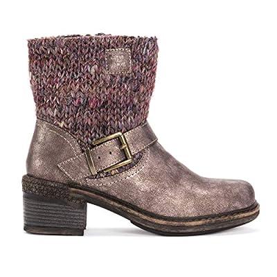 MUK LUKS Women's Lois Boots Fashion | Boots