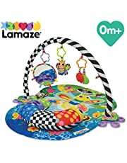 LAMAZE Freddie The Firefly Baby Activity Play Mat   3-in-1 Baby Gym With 3 Sensory Toys For Babies   Newborn Toy For Sensory Play