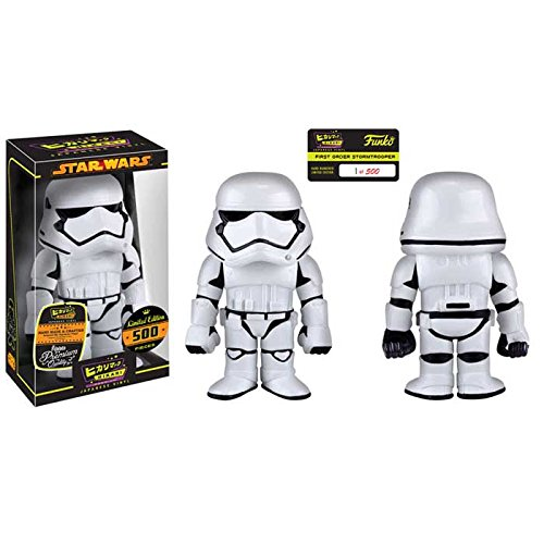 First Pilot Costumes (Funko Hikari First Order Stormtrooper Limited to 500 Pieces Worldwide)