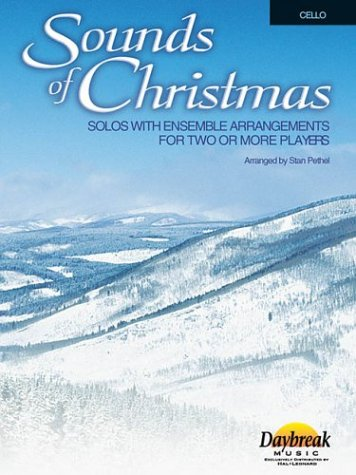 Sounds of Christmas: Solos with Ensemble Arrangements for Two or More Players Bk/Online audio