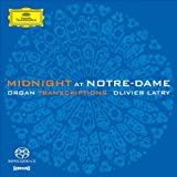 Midnight At Notre-Dame - Transcriptions pour orgue (SACD hybride)