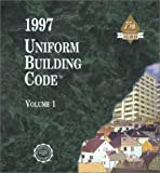 Uniform Building Code, 1997, International Code Council Staff, 1884590888