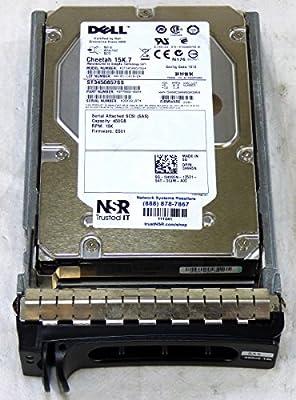 "Dell H995N / R749K 450GB 15K 16MB 6.0Gbps SAS 3.5"" Enterprise Class Hard Drive"