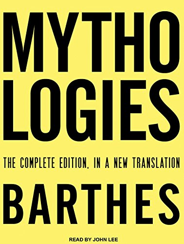 Mythologies: The Complete Edition, in a New Translation pdf