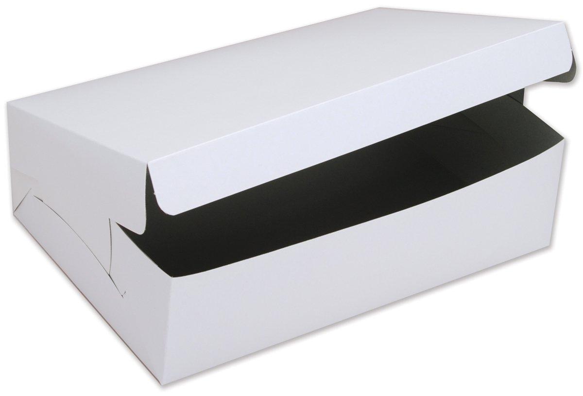 Wilton Plain 10 x 10 x 5 Inch Cake Box 415-942 369593