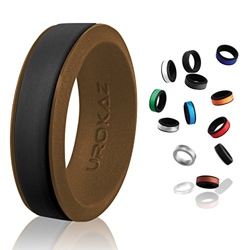 silicone wedding ring size 4 16 8 5.5 15 rings for men 11 mens 13 12 men's band 5 bands set gift box golf gifts husband from wife friends female surfer 5mm 7.5 5.5mm 11.5 13.5 4.5 thick 8.5