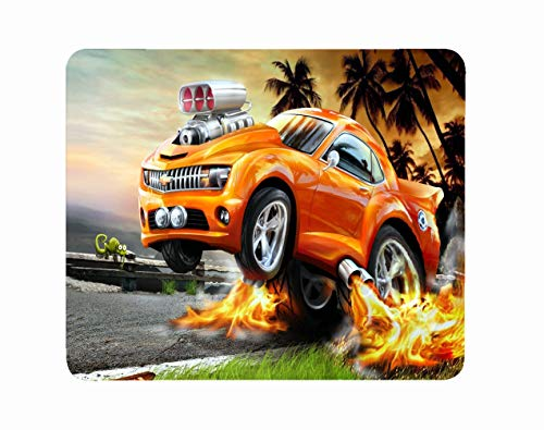 Computer Laptop Mousepad Mat Mouse Pad Hot Birthday Christmas Valentine Anniversary Halloween Kids Rod Gift -