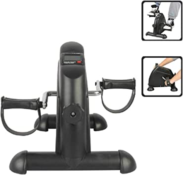 Mini bicicleta estática, máquinas para piernas Máquinas digitales ...