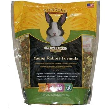 Amazon Com Oxbow Essentials Bunny Basics Young Rabbit