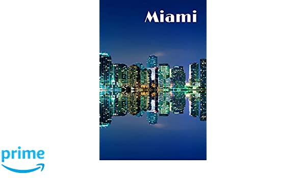 Miami: 2020 Weekly Calendar | 12 Months | 107 pages 6 x 9 in ...