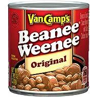 Van Camp's Beanee Weenee Original, 7.75 Ounce