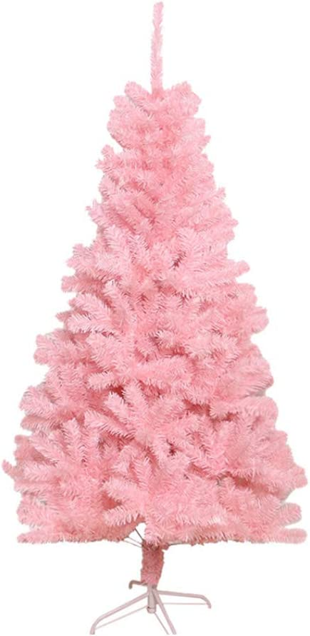 JUSTDOLIFE 23.62 Artificial Christmas Tree Frosted Christmas Pine Tree Home Decoration