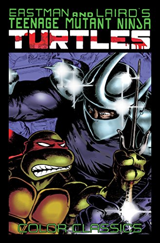 Price comparison product image Teenage Mutant Ninja Turtles Color Classics, Vol. 2 (TMNT Color Classics)