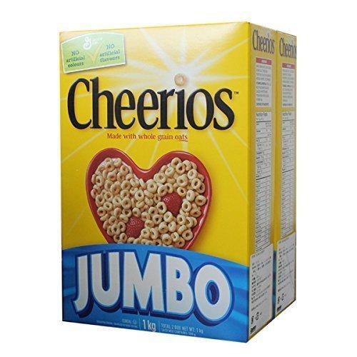 Cheerios Celio 1kg Jumbo Pack (paquete de 500gx2)