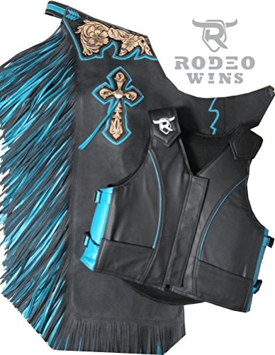 Equipment Bull Riding - chap and Vests - Rodeo