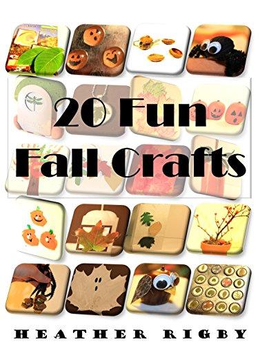 20 Fun Fall Crafts (Halloween Craft Family Fun)