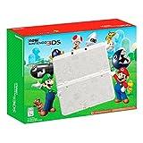 Nintendo New Nintendo 3DS Super Mario White Edition