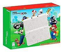Nintendo New Nintendo 3DS Super Mario White Edition - Nintendo 3DS