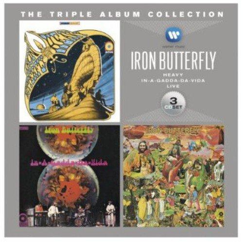 - Triple Album Collection