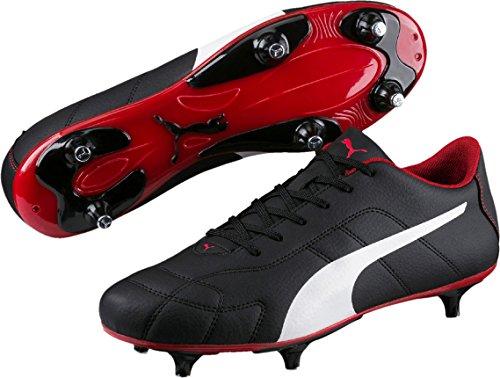 Terrain Homme Classico Pour Puma 01 Rouge 104210 Noir Blanc Sg Chaussures Football De C HnZ0x