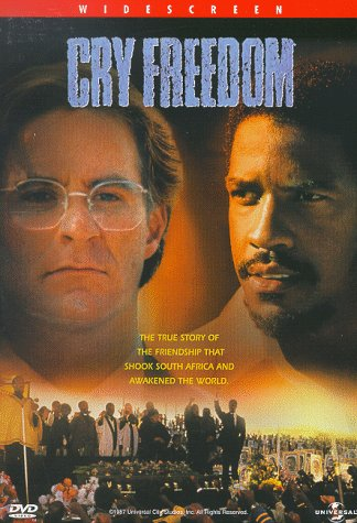DVD : Cry Freedom (Widescreen)