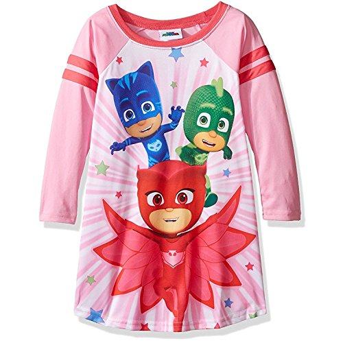 Disney Masks Nightgown Pajamas Little