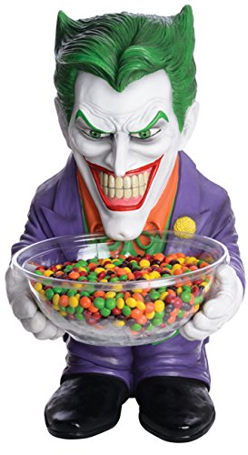 [DC Comics Joker Candy Holder and Bowl] (Dc Comics Halloween)