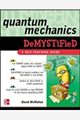 Quantum Mechanics Demystified Paperback