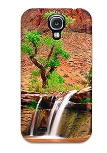 JbdxBrD11807fhpZD ZippyDoritEduard Waterfall Feeling Galaxy S4 On Your Style Birthday Gift Cover Case