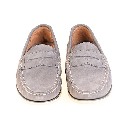Polo Ralph Lauren Herren Slipper WIldleder Grau