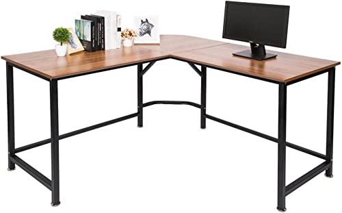 TOPSKY L-Shaped Desk