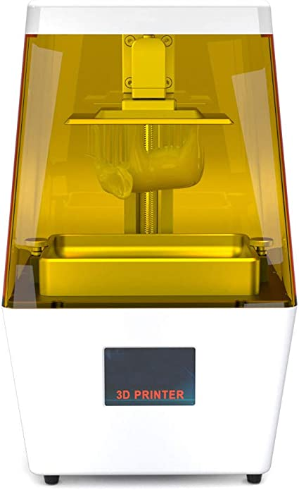 Impresora 3D, Curado UV Inteligente, ImpresióN Fuera De LíNea, Corte Extremadamente RáPido, Calidad De Alta PrecisióN, Tres Innovaciones Principales, Arquitectura/Medicina/Industria/PelíCula: Amazon.es: Electrónica