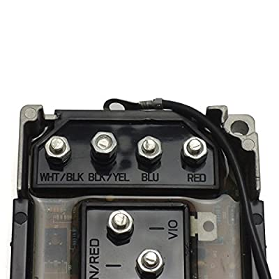 CDI Switch Box 2pcs Compatible With 50-275 HP Mercury Outboard Motor Power Pack 332-7778: Automotive