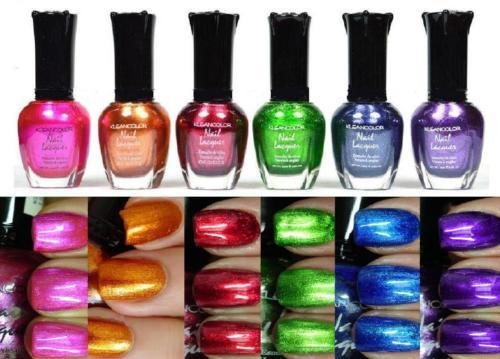 6-pcs-new-kleancolor-full-size-metallic-lot-nail-polish-colors-set