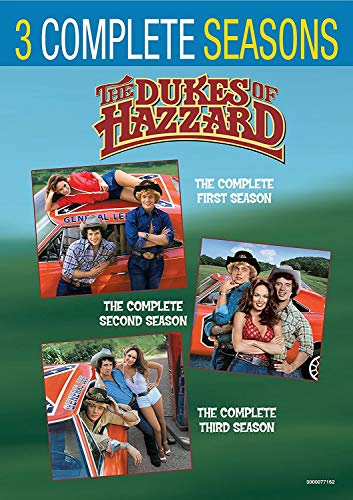 (Dukes of Hazzard: The Complete Seasons 123 (3-Pack))