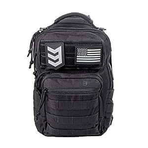 3V Gear Posse EDC Sling Pack - Black