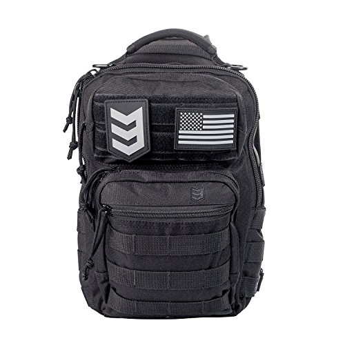 3V Gear Posse EDC Sling Pack - Black