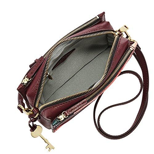 Fossil Damen Tasche Campbell - Crossbody - Bolsos bandolera Mujer Varios colores (Multi)