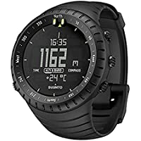 Relógio Outdoor, Suunto, Core All Black (Military), SS014279010, Único, Preto