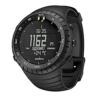 Suunto Core All Black Military Men's Outdoor Sports Watch - SS014279010 (B001DCEKXM) | Amazon price tracker / tracking, Amazon price history charts, Amazon price watches, Amazon price drop alerts