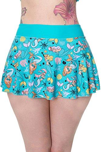 Banned-Unforgettable-Mermaid-Aqua-Bikini-Bottoms