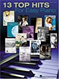 13 Top Hits for Easy Piano, , 0634044877