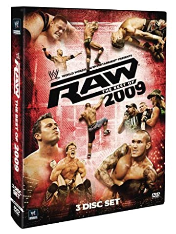 WWE: Raw - The Best of 2009 (Wwe Best Of Raw Dvd)