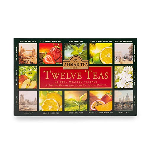 https//images-na ssl-images-amazon com/images/I/51vL-pH7t-L jpg,Ahmad Tea Twelves Teas (Pack of 1, Total 60 Enveloped Tea Bags)