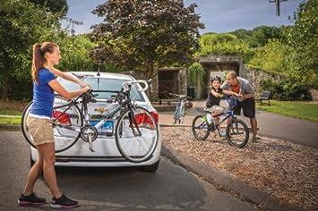 SportRack Pursuit Anti-Sway Trunk Mount Bike Rack