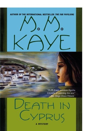 Death in Cyprus: A Mystery Text fb2 book
